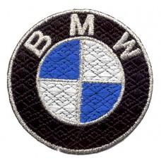 Нашивка на шапку, BMW