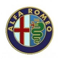 *Нашивки Alfa Romeo