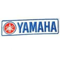 Спортивные нашивки на одежду Yamaha
