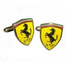 Запонки Ferrari