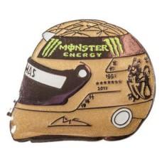*Значок золотой шлем гонщика, Michael Schumacher