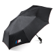 *Чёрный складной зонт BMW M Carbon