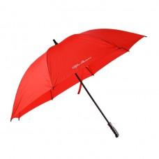 *Красный зонт-трость Alfa Romeo