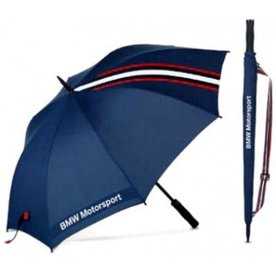 *Синий зонт-трость  BMW Motosport